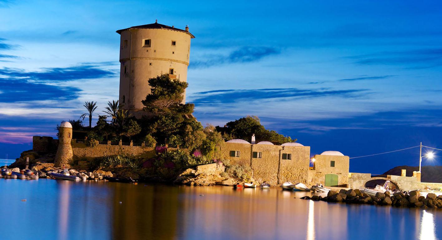 курорты Тосканы на море