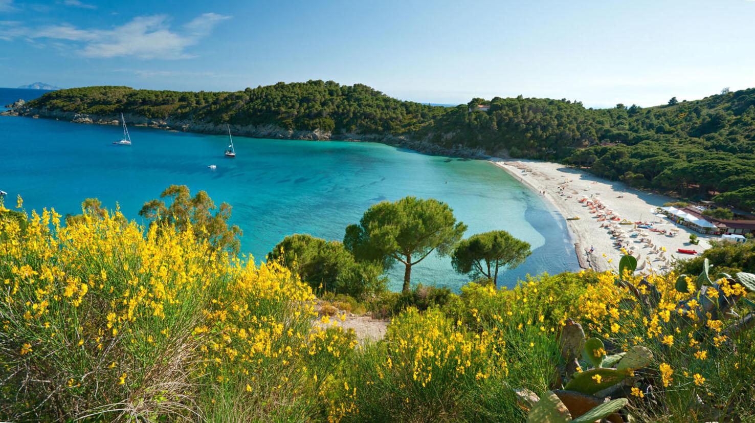 побережье Тосканы курорты
