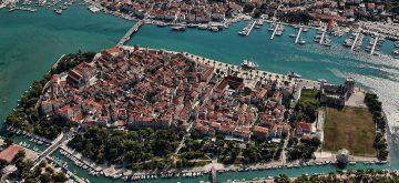 Трогир – город–музей в Хорватии